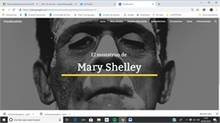 Materials a examen: El monstre de Mary Shelley