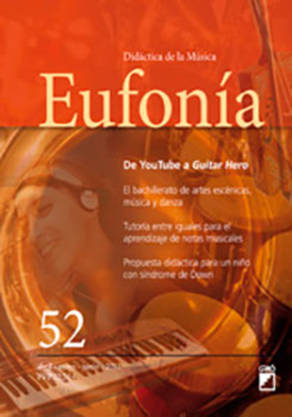 REVISTA EUFONIA - 052 (ABRIL 11)- DE YOUTUBE A GUITAR HERO